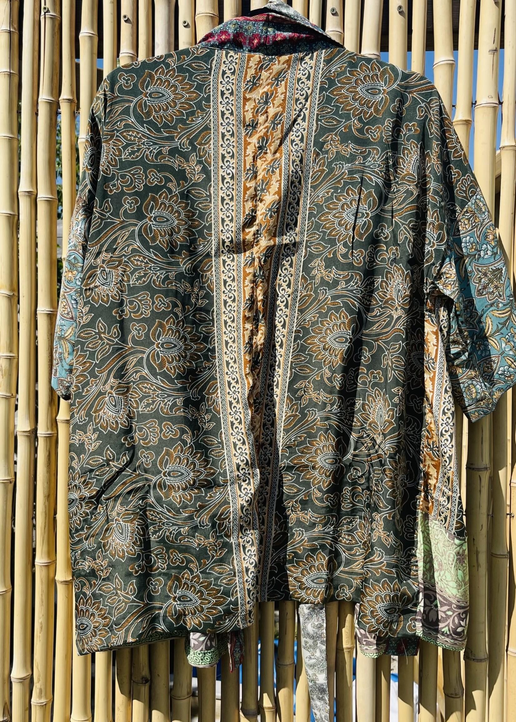 Guts & Goats Kimono Short 1