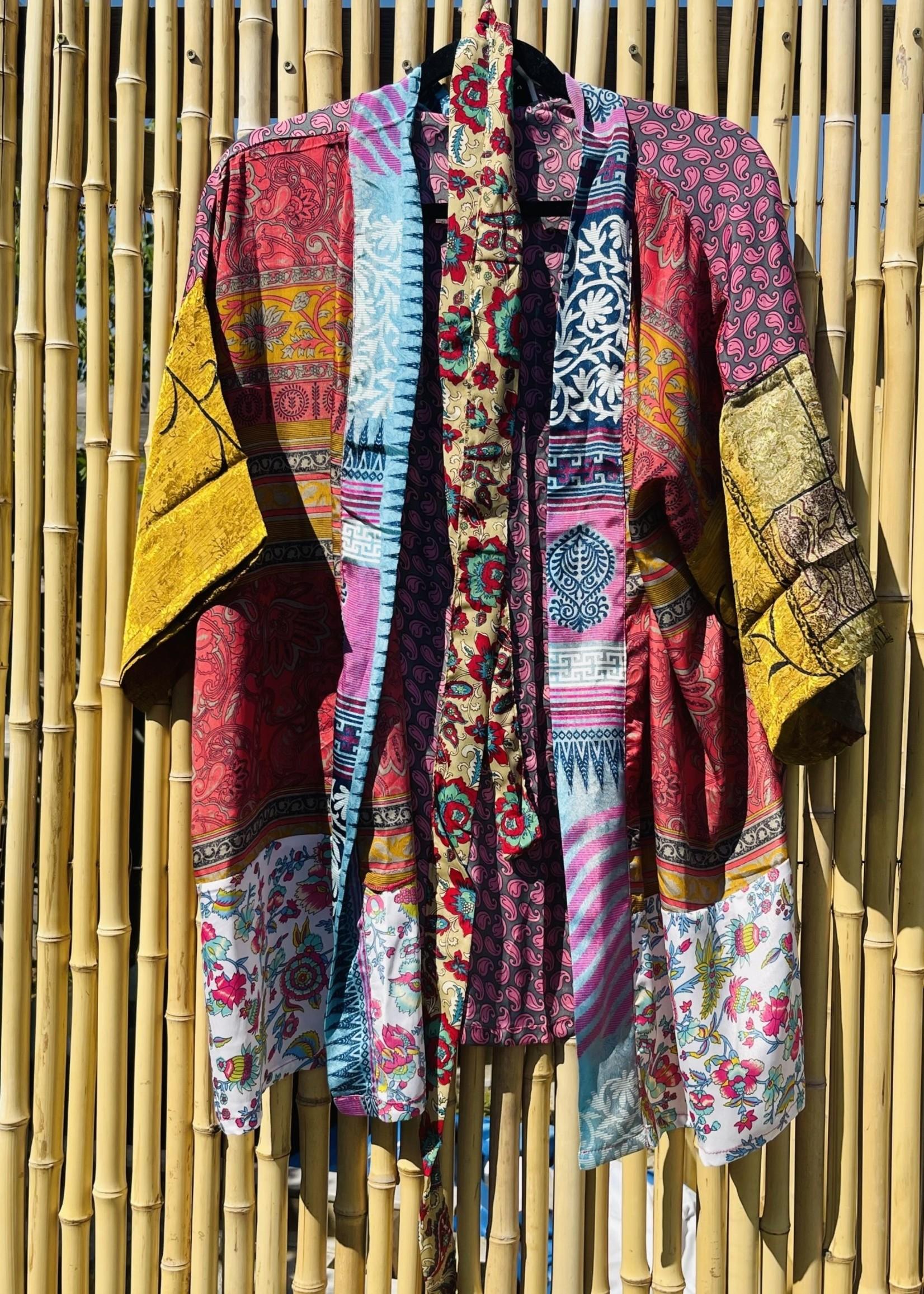Guts & Goats Kimono Short 2