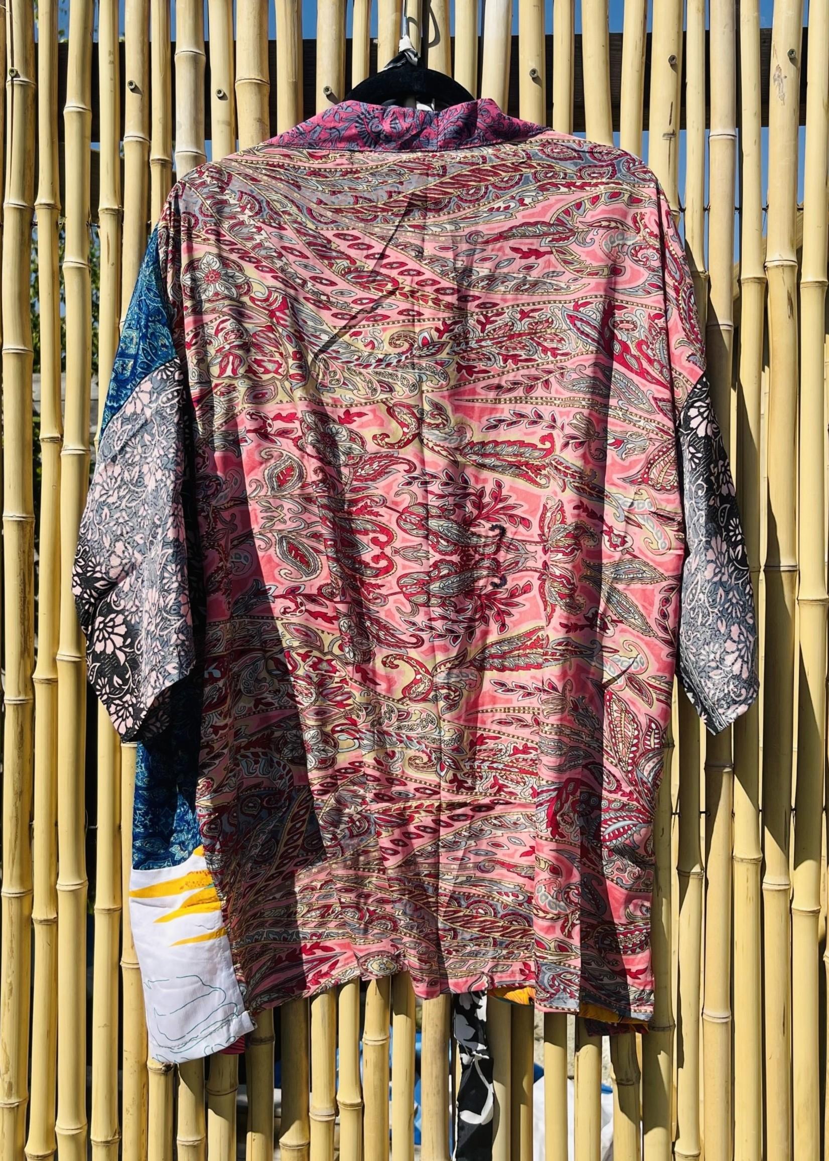 Guts & Goats Kimono Short 3