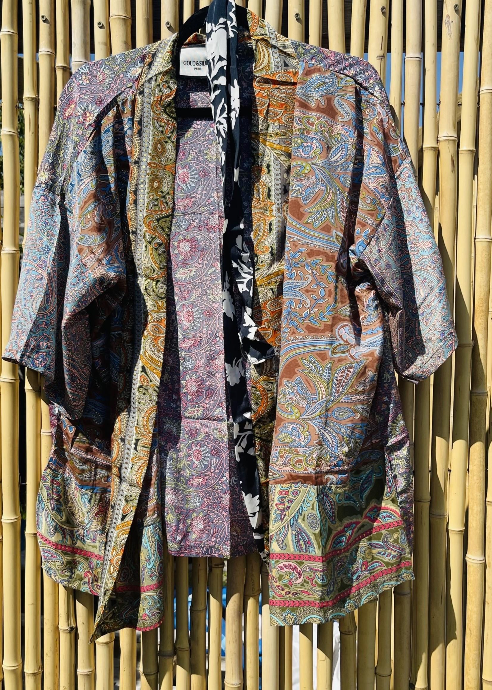 Guts & Goats Kimono Short 5