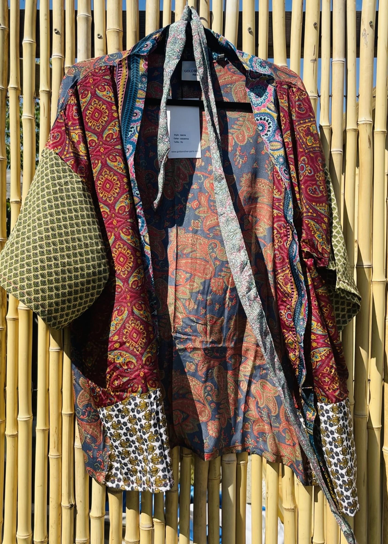 Guts & Goats Kimono 6