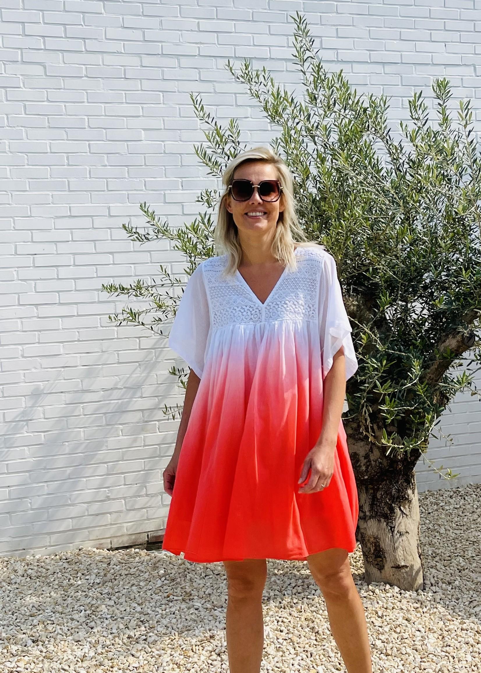 Guts & Goats Olivia Watermelon Dress