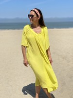Guts & Goats Joanna Yellow Dress