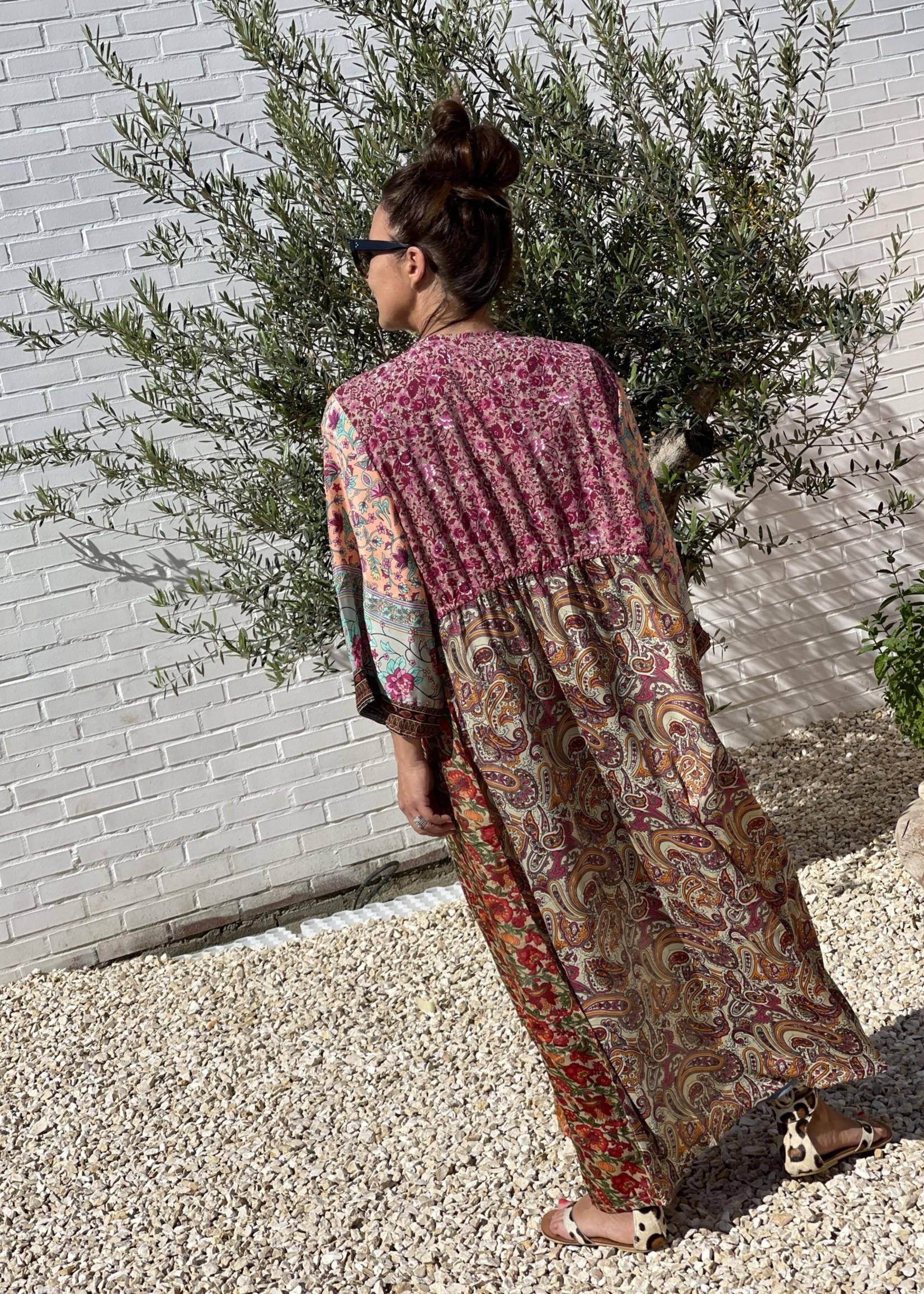 Guts & Goats Kimono Long 12