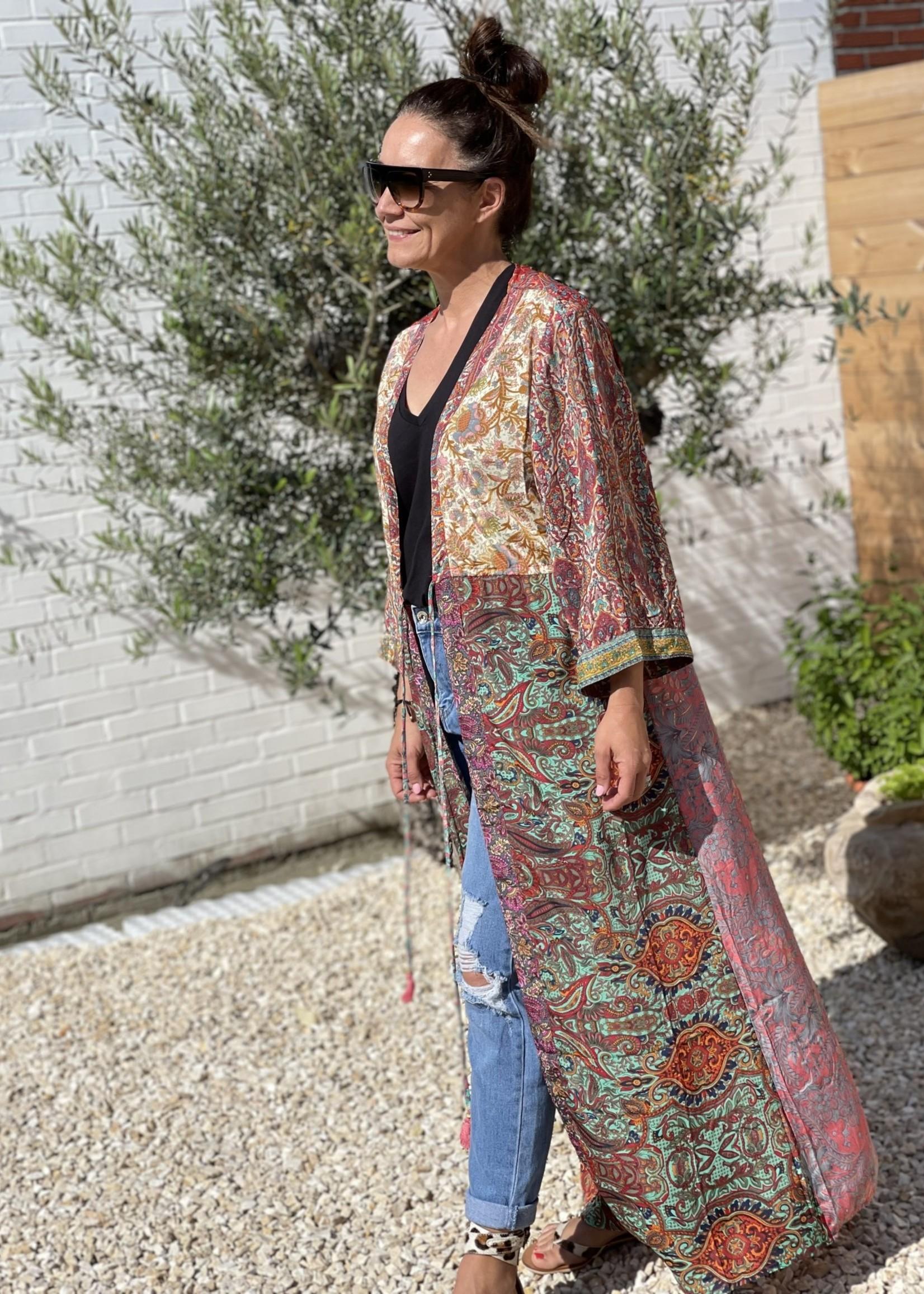 Guts & Goats Kimono Long 6