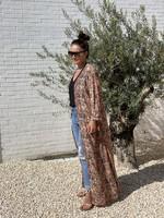 Guts & Goats Bobbi Coral Kimono