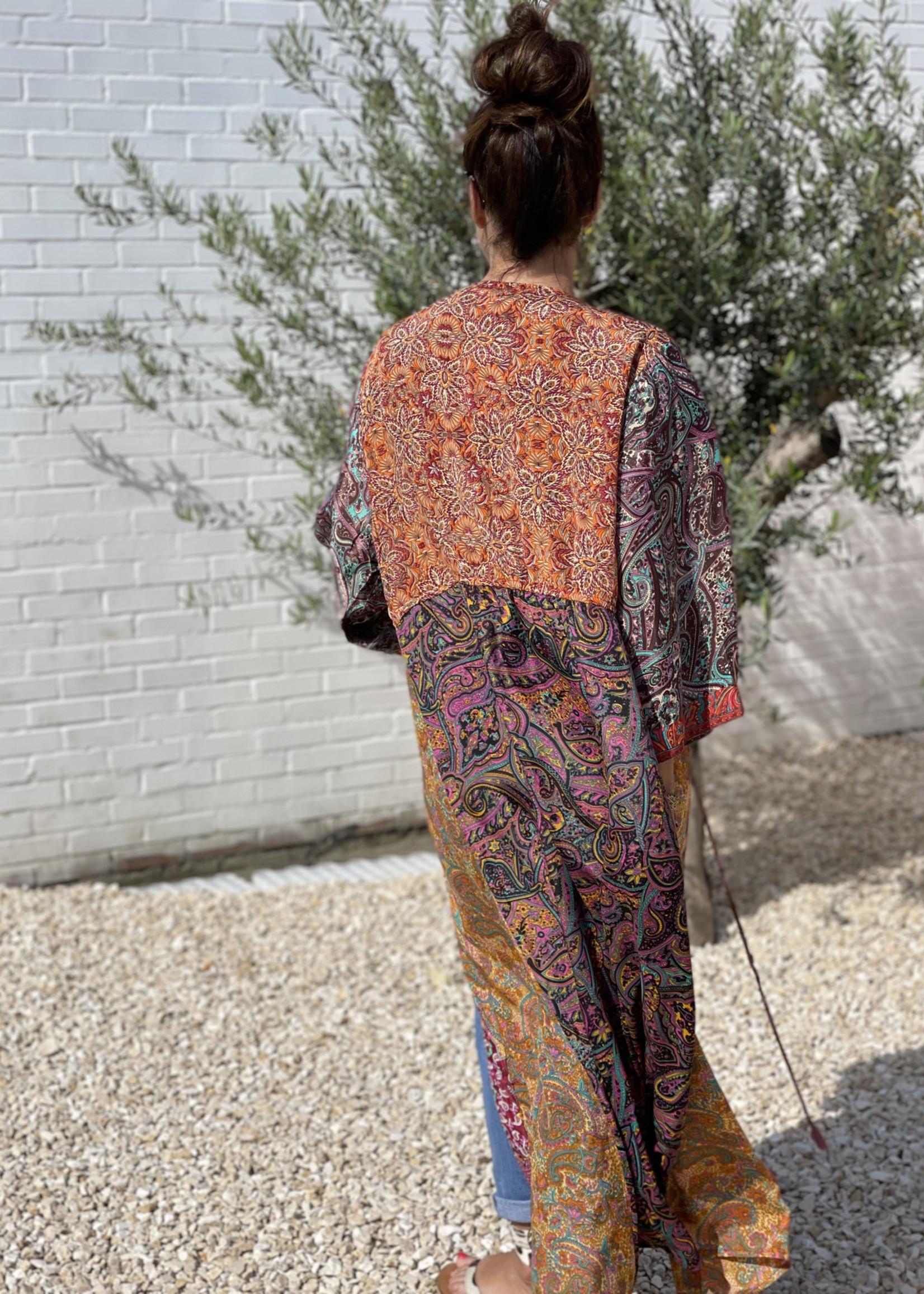 Guts & Goats Kimono Long 15