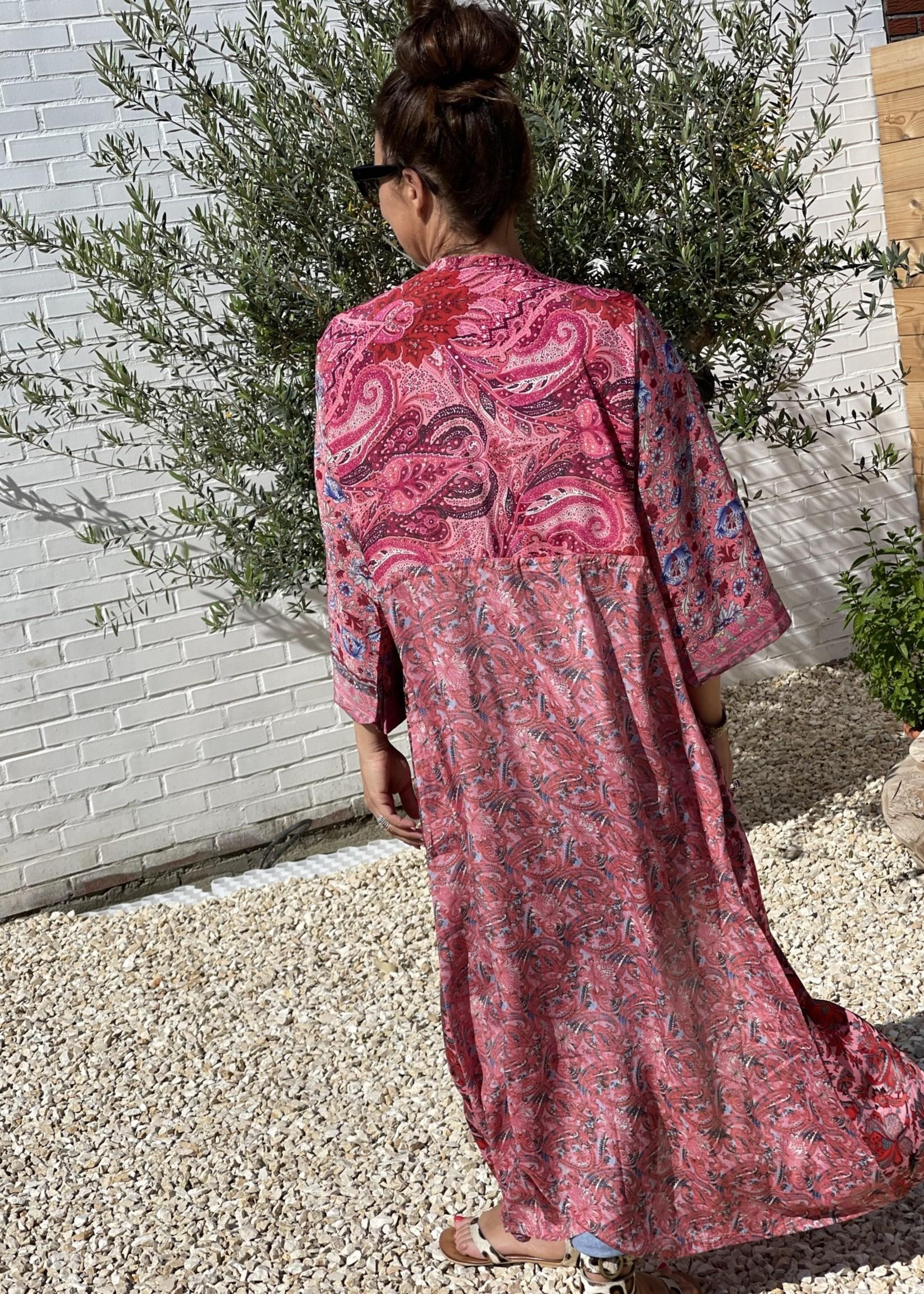 Guts & Goats Kimono Long 11