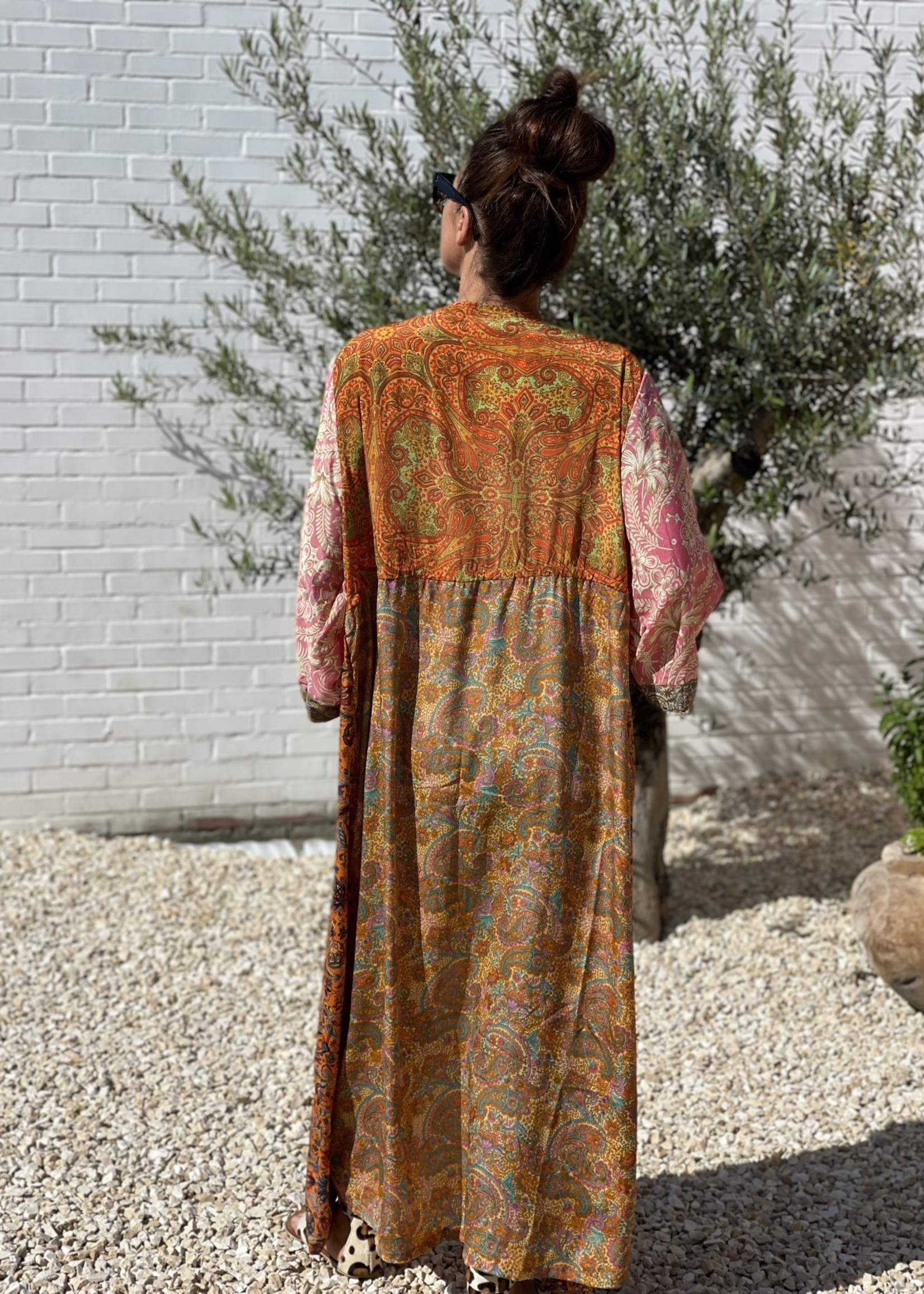 Guts & Goats Kimono Long 9