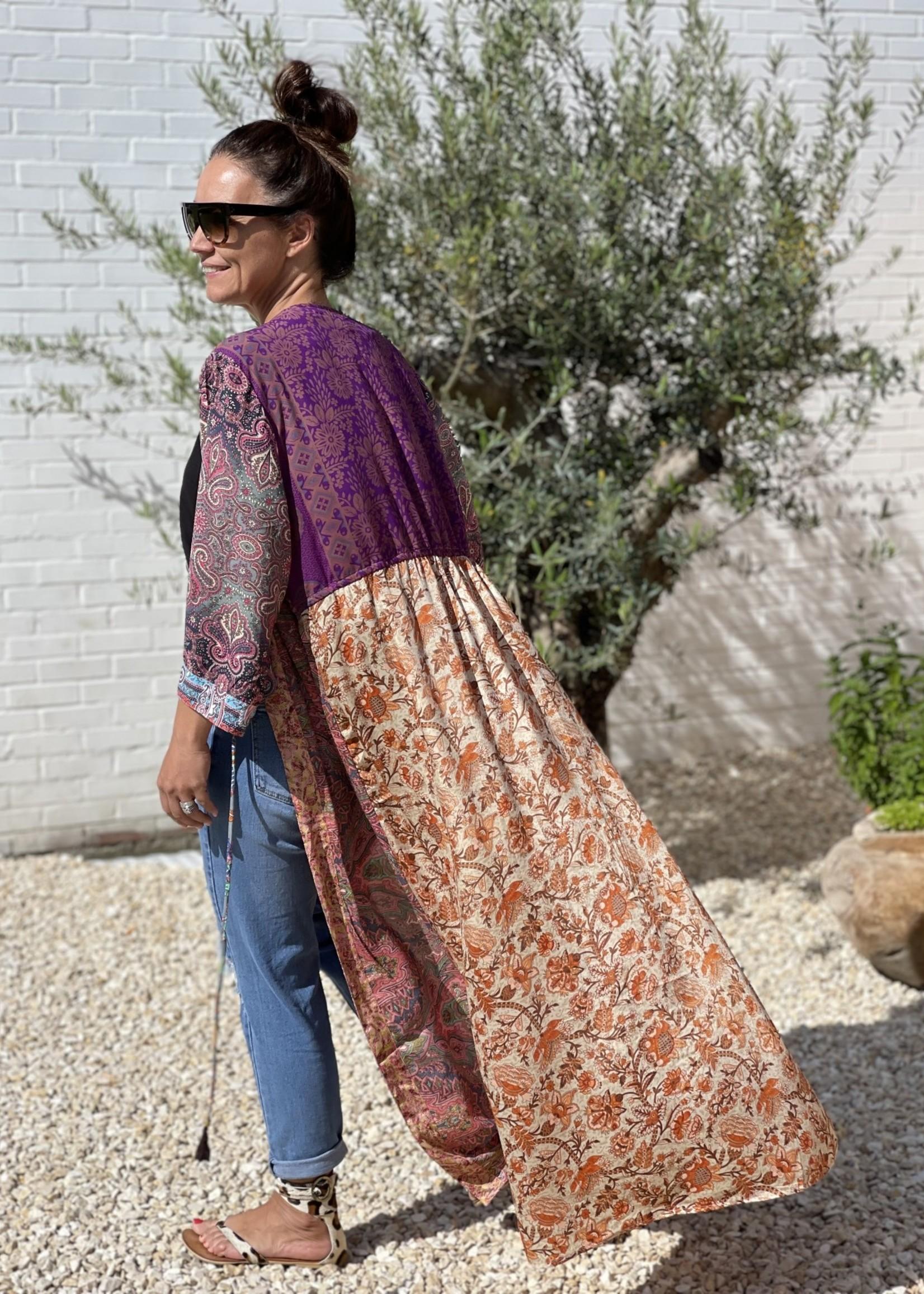 Guts & Goats Kimono Long 8