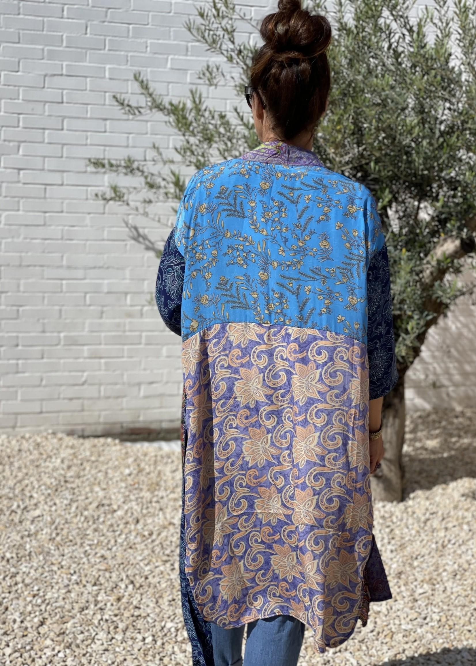 Guts & Goats Kimono Half Long 2