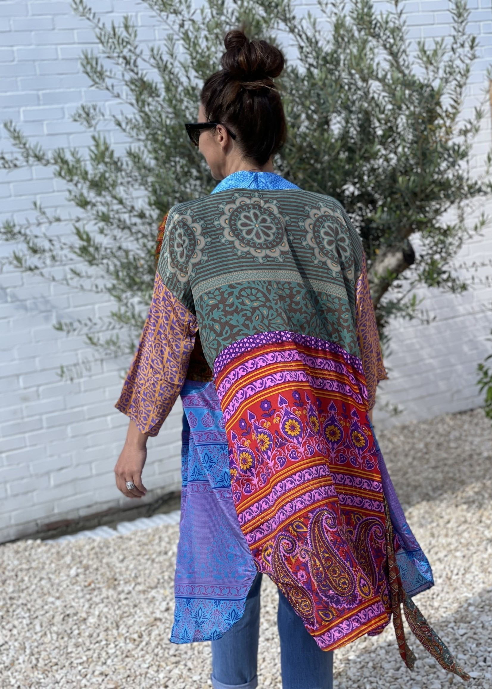 Guts & Goats Kimono Half Long 1