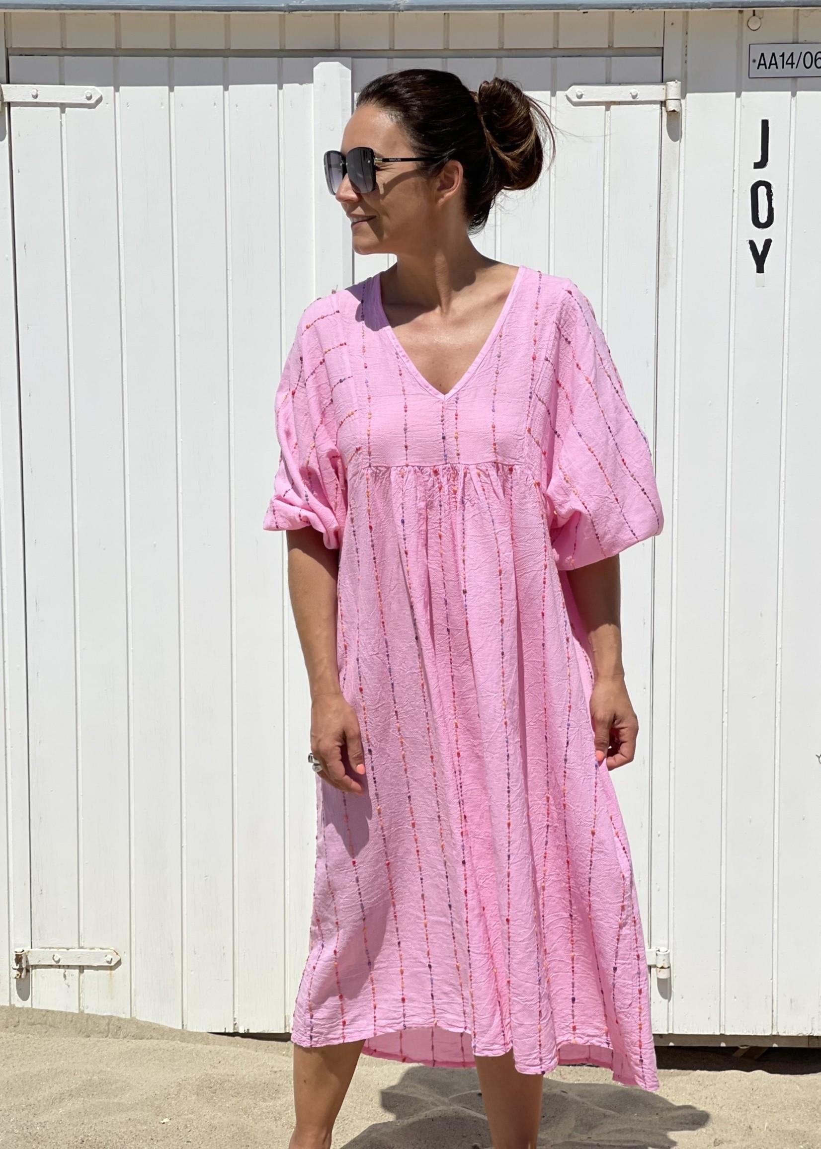 Guts & Goats Vivienne Pink Dress