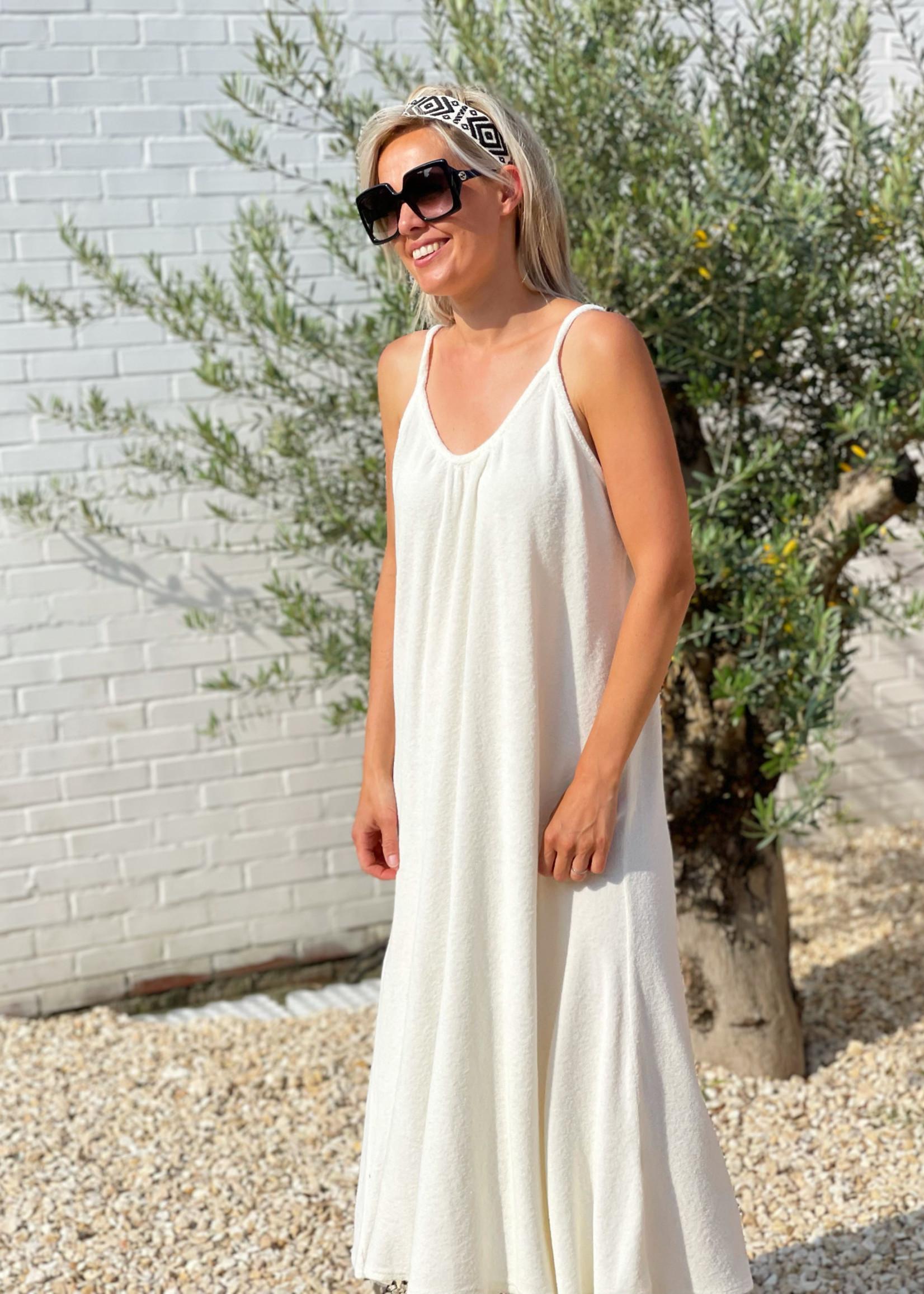 Guts & Goats Sofia White Dress