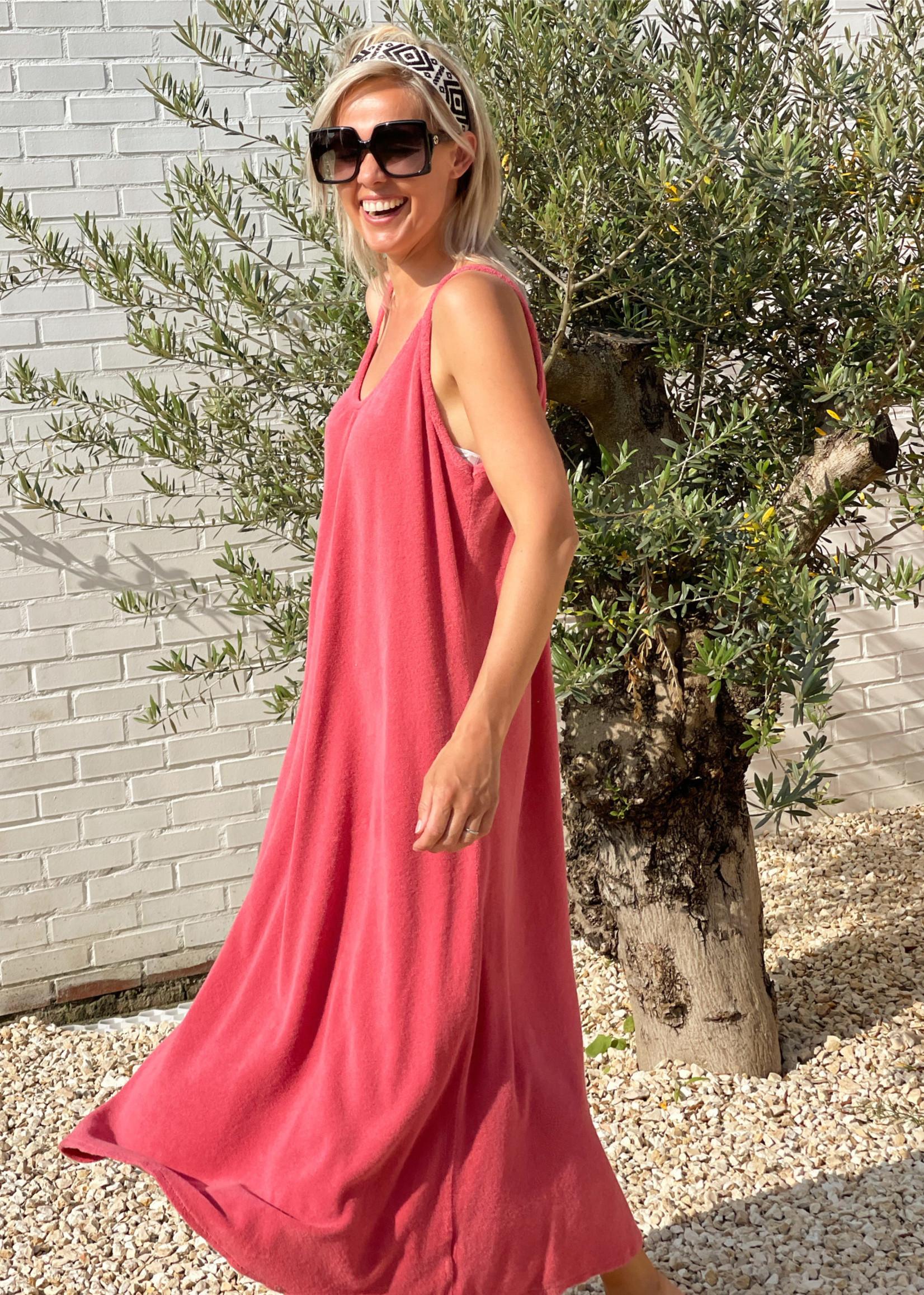Guts & Goats Sofia Pinky Dress