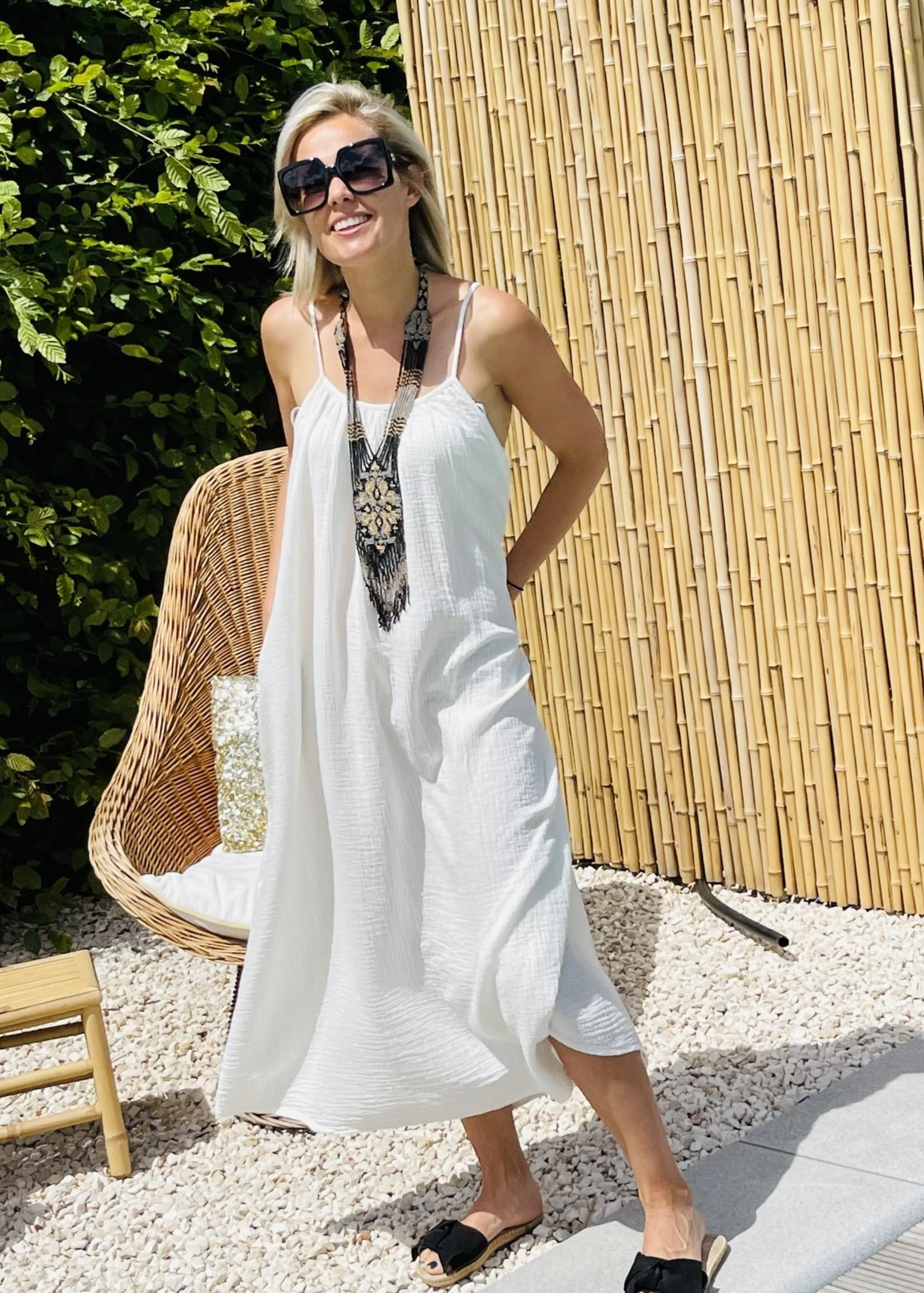 Guts & Goats Adisson White Dress