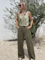 Guts & Goats Wellis Pants Olive