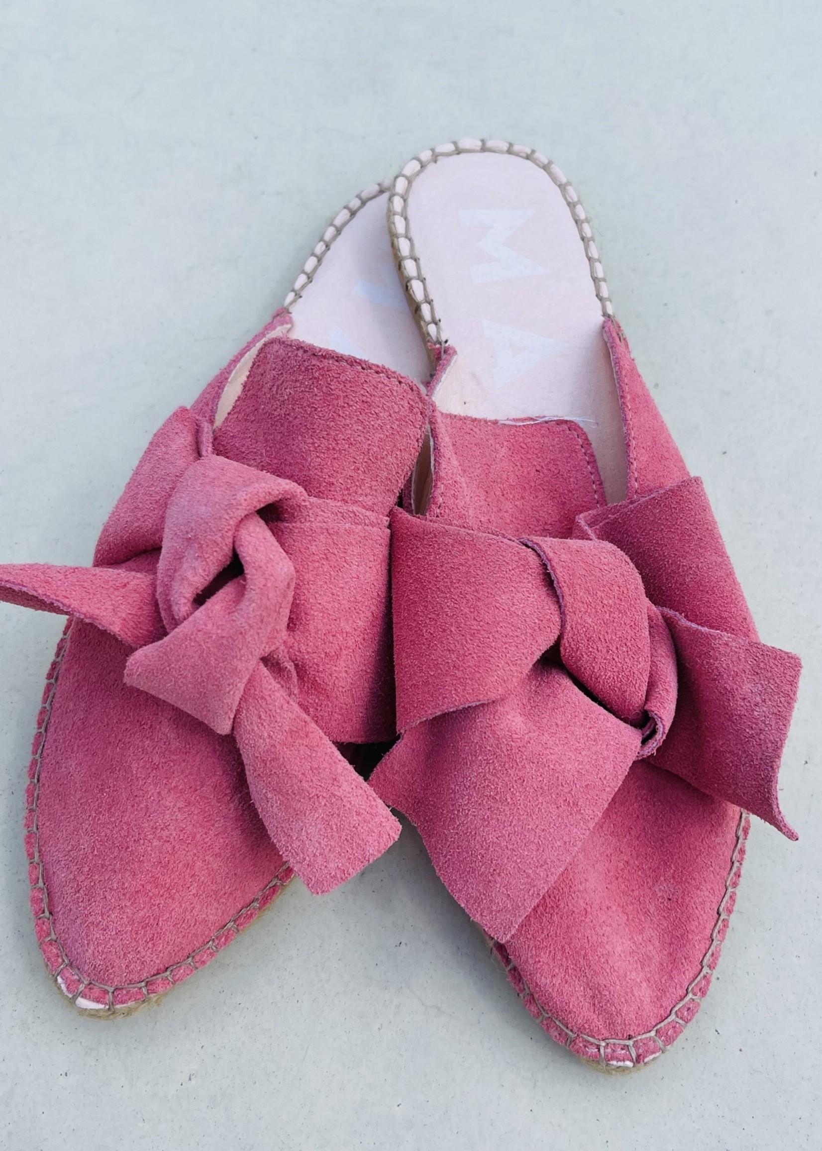 Guts & Goats Babouche Pink