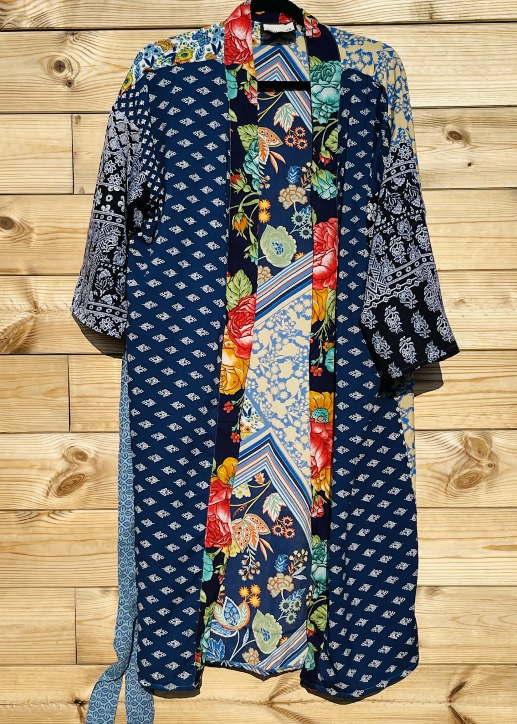 Guts & Goats Kimono Half Long 108