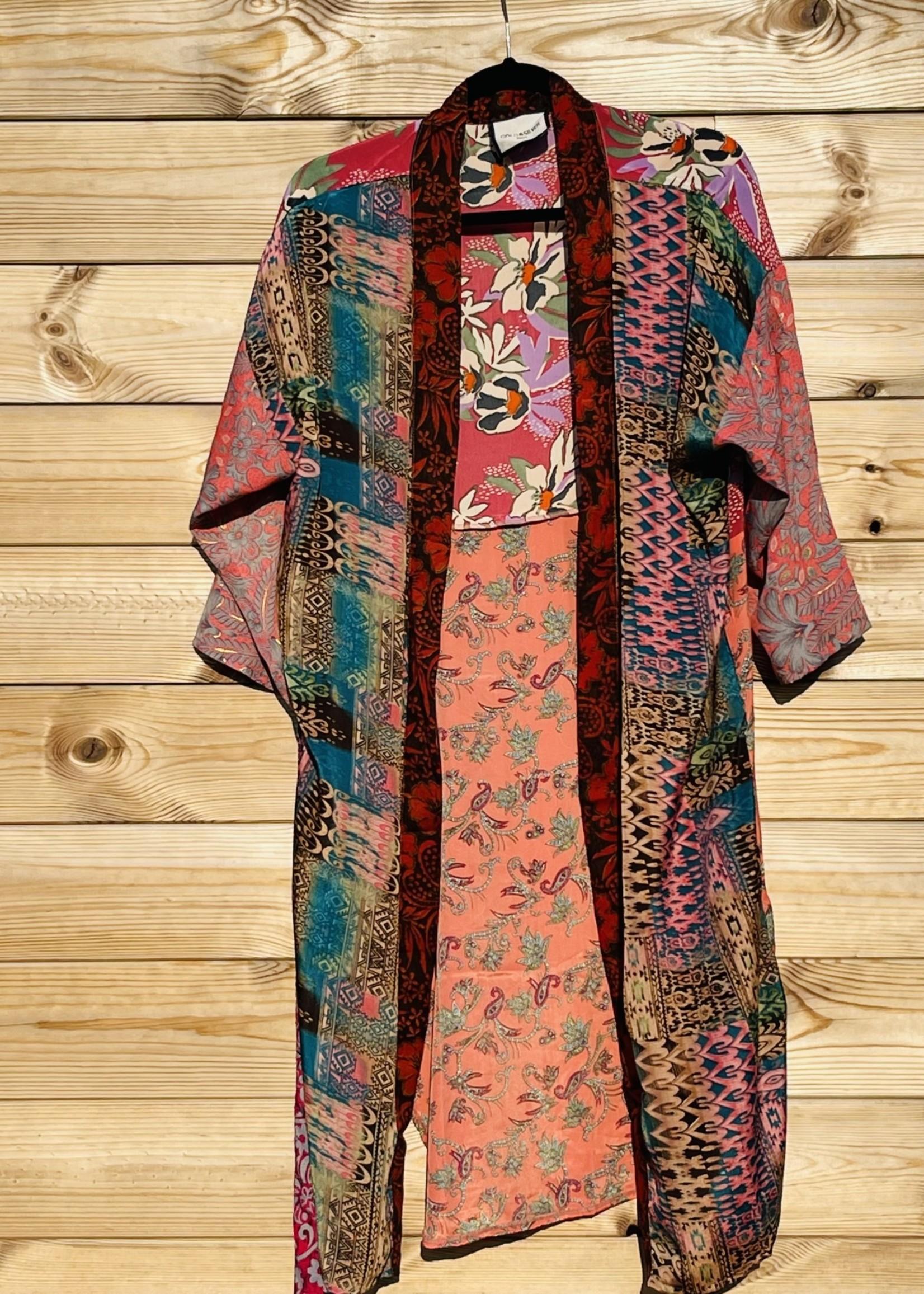 Guts & Goats Kimono Half Long 107