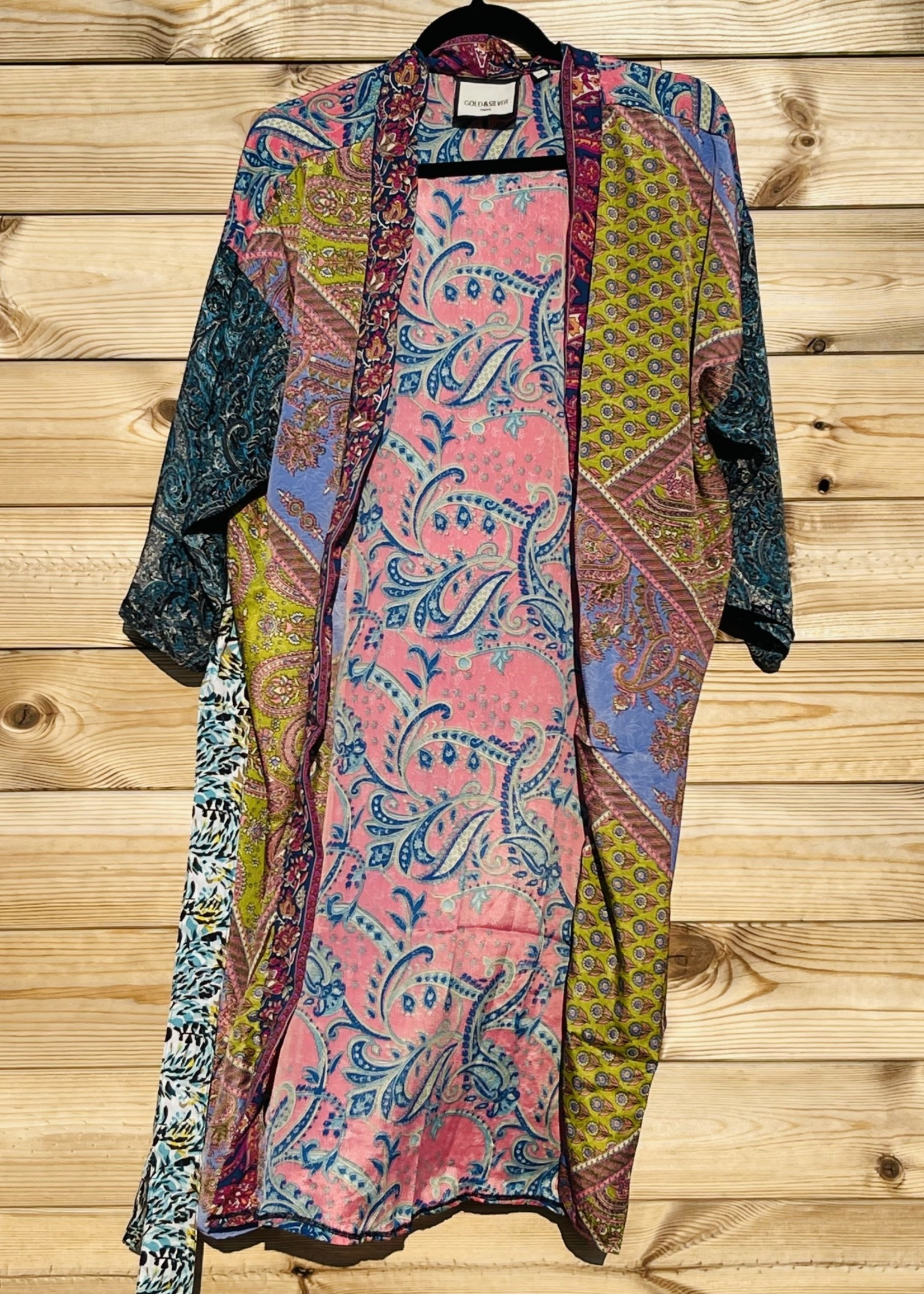 Guts & Goats Kimono Half Long 106