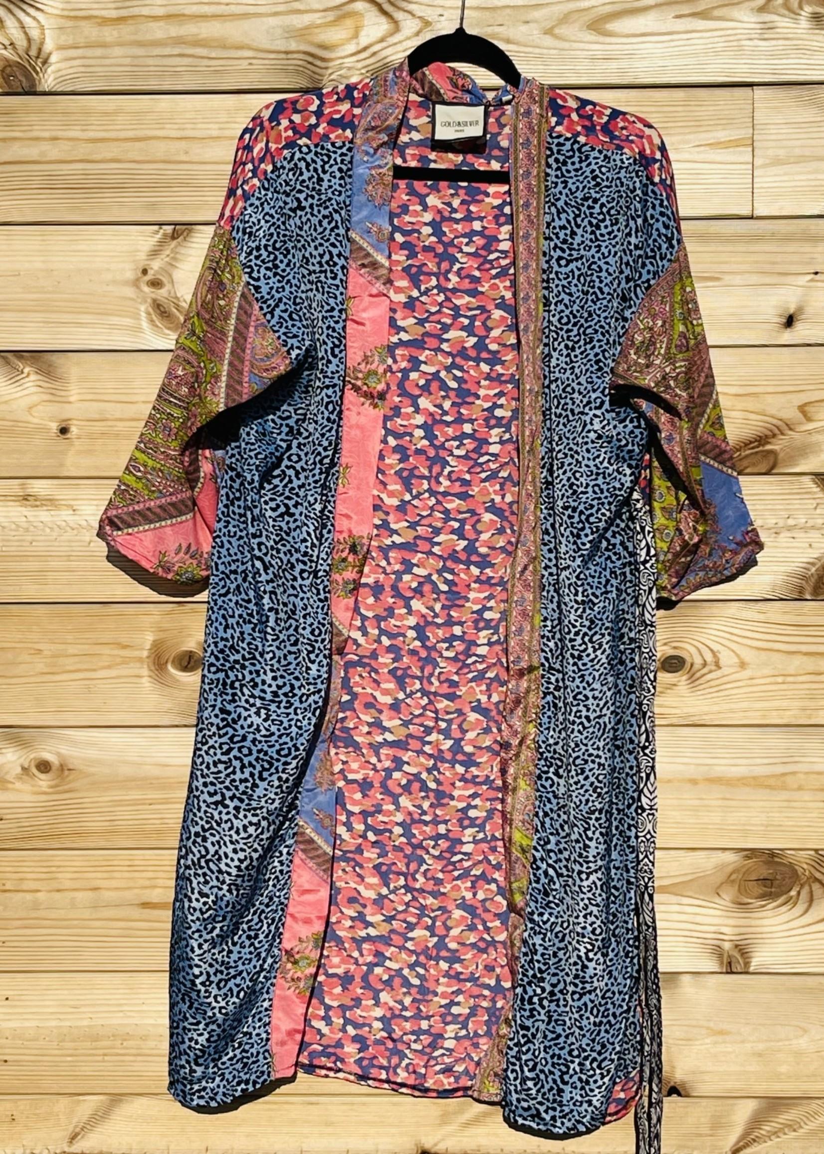 Guts & Goats Kimono Half Long 105