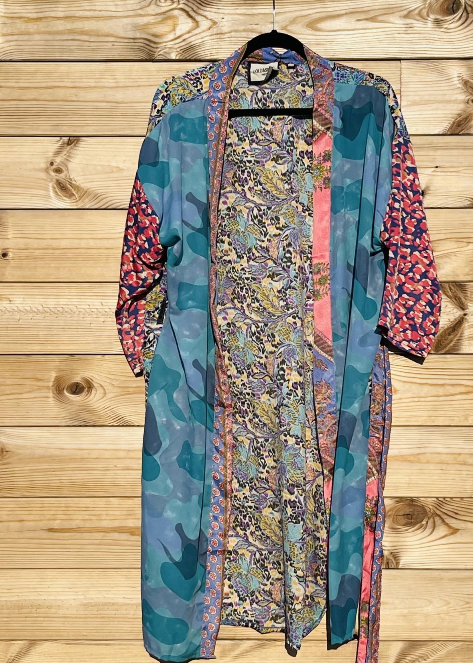 Guts & Goats Kimono Half Long 103