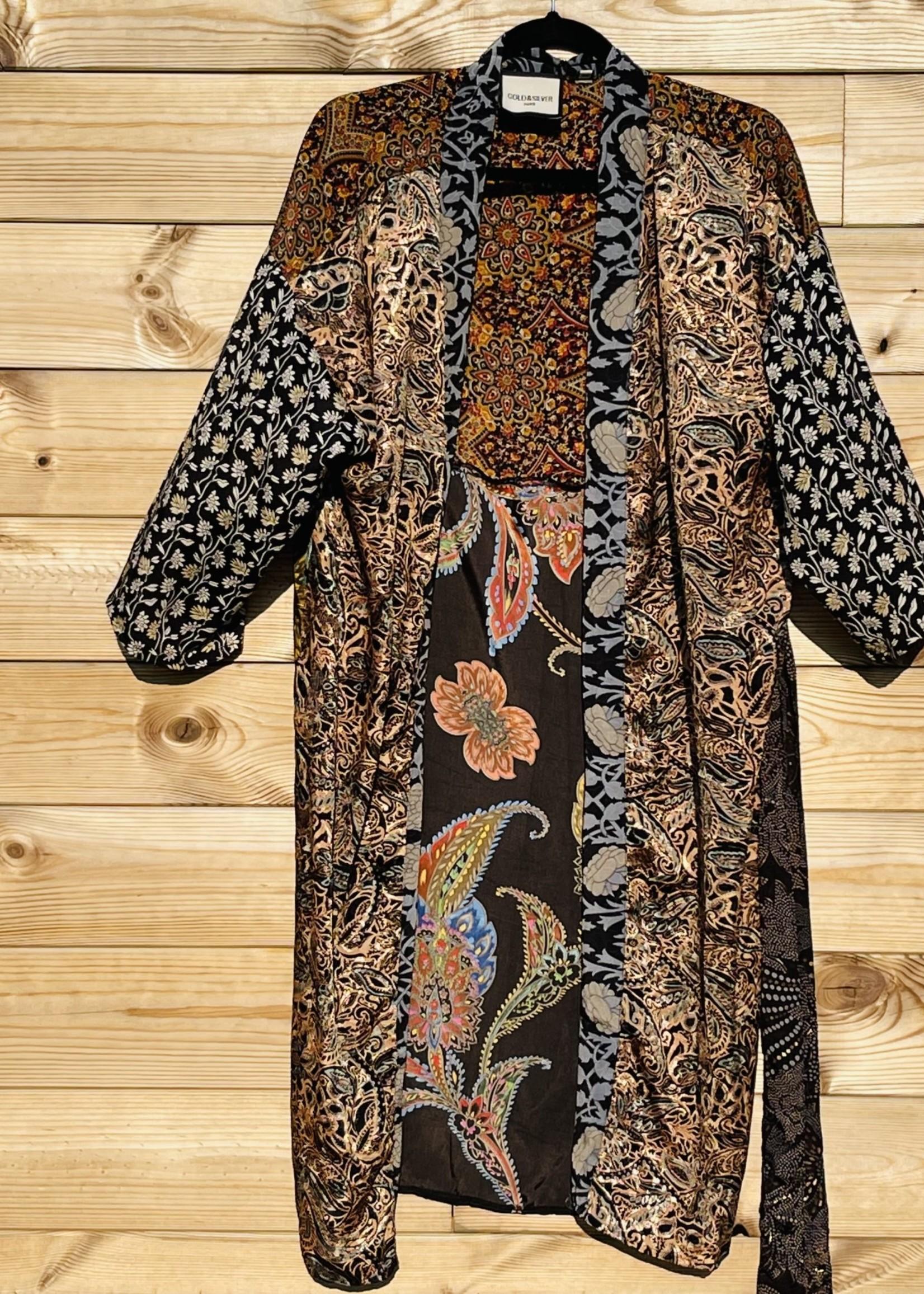 Guts & Goats Kimono Half Long 102