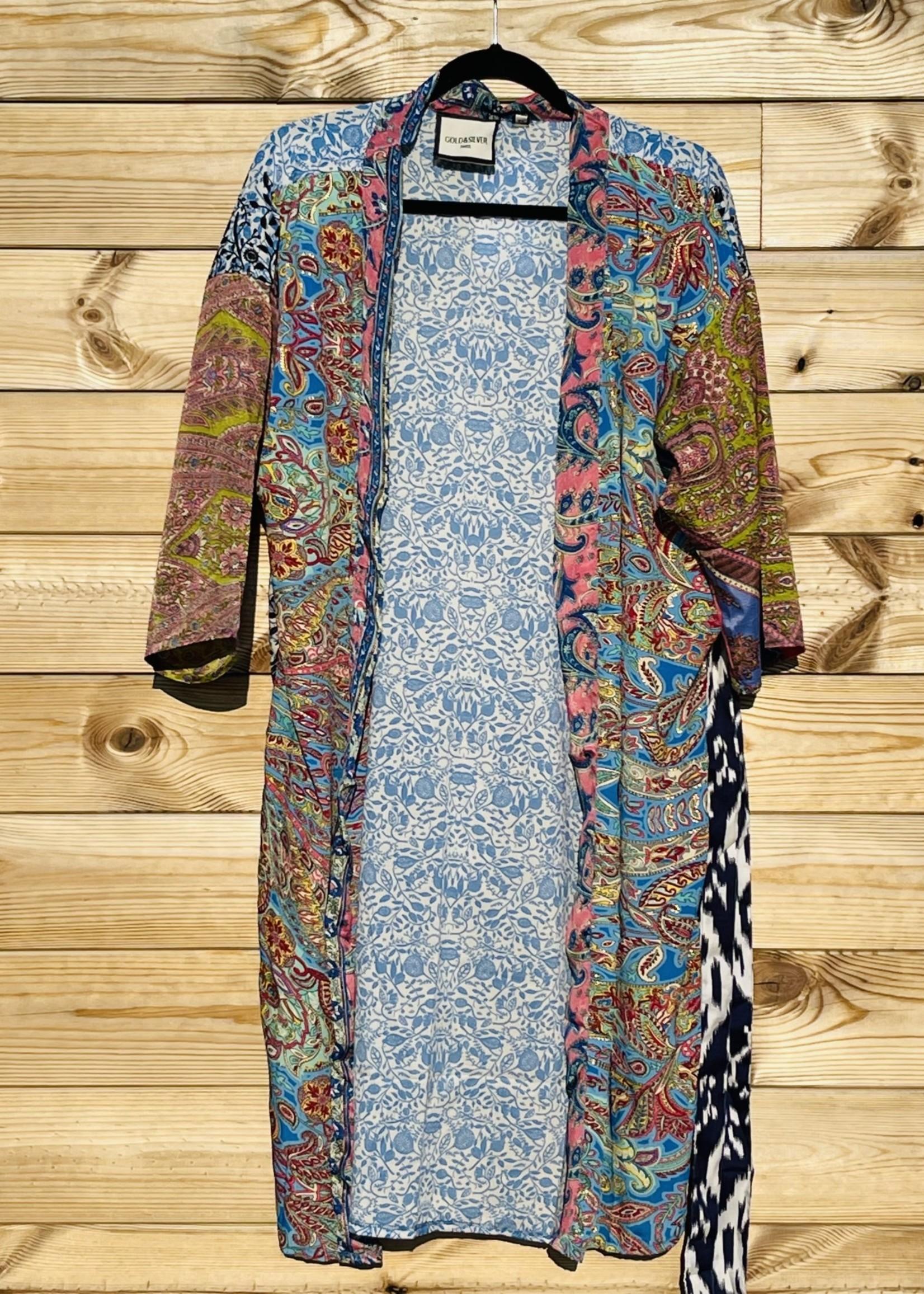 Guts & Goats Kimono Half Long 101
