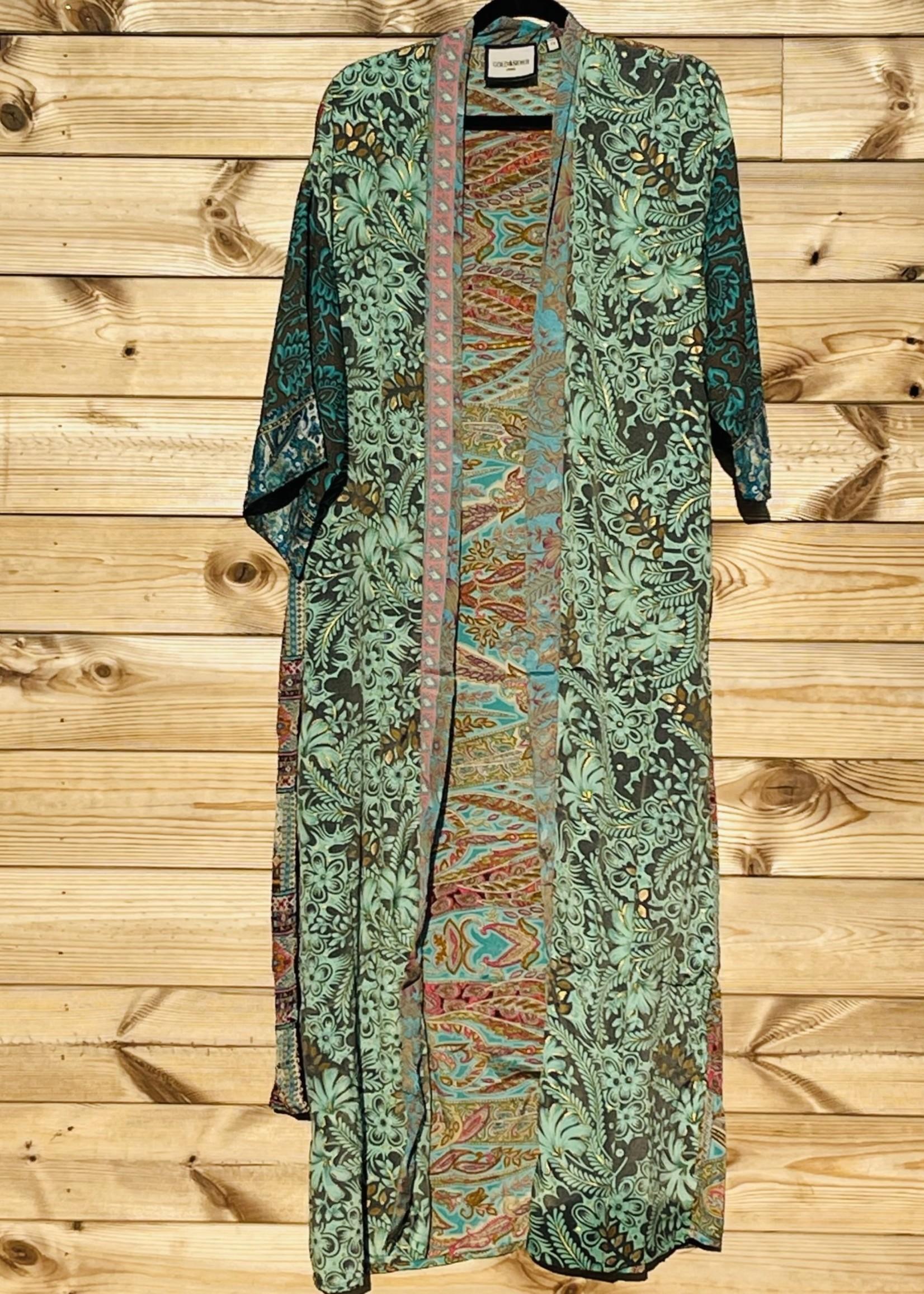 Guts & Goats Kimono Long 111