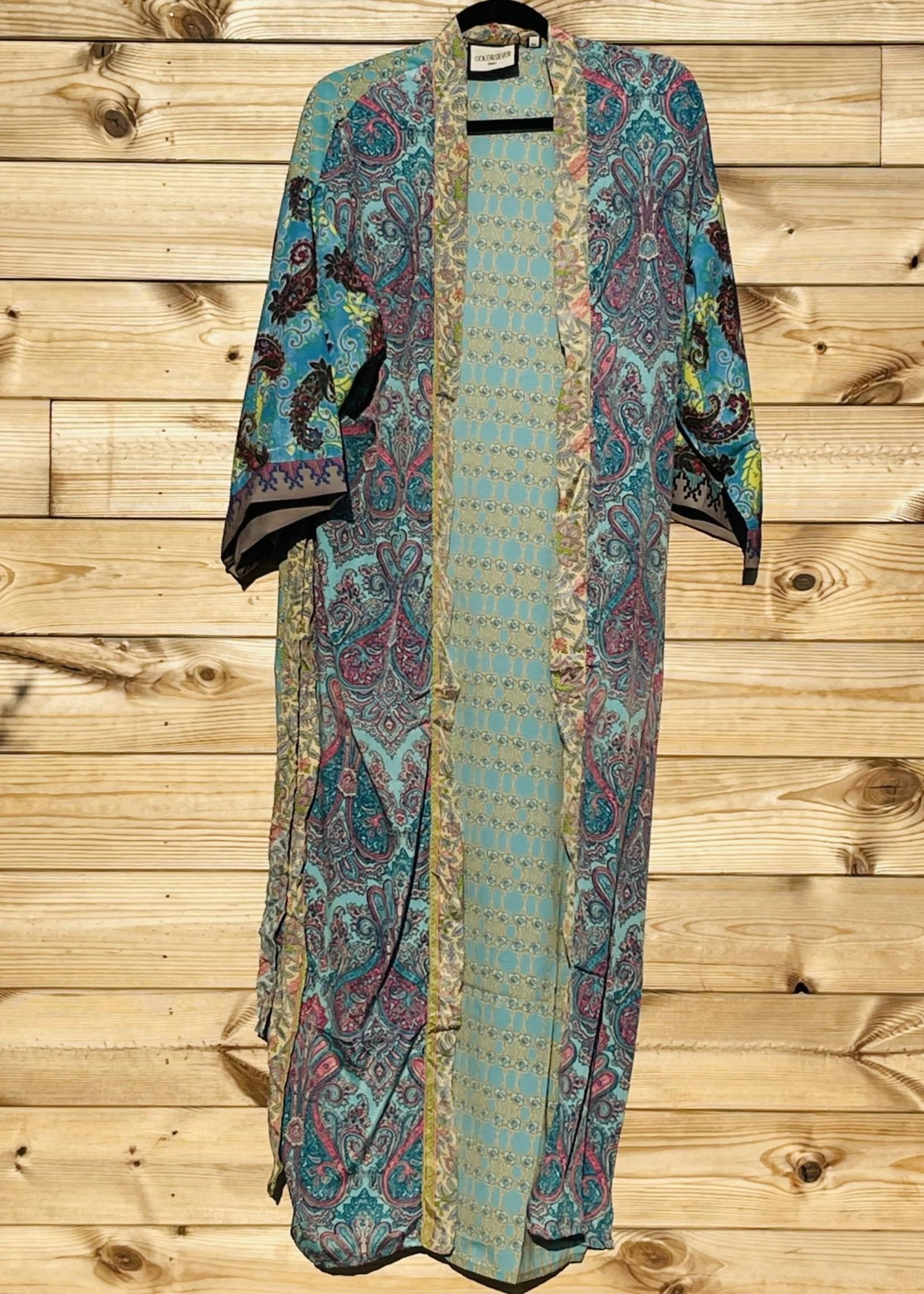 Guts & Goats Kimono Long 101
