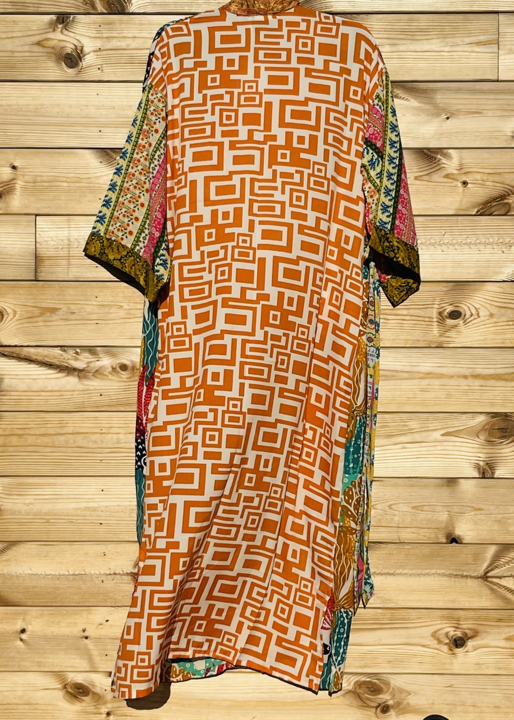 Guts & Goats Kimono Long 103