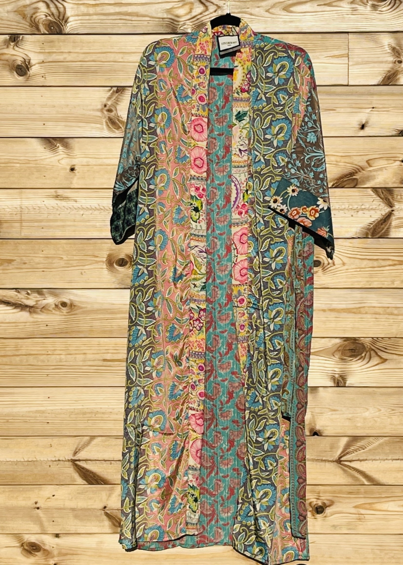 Guts & Goats Kimono Long 102