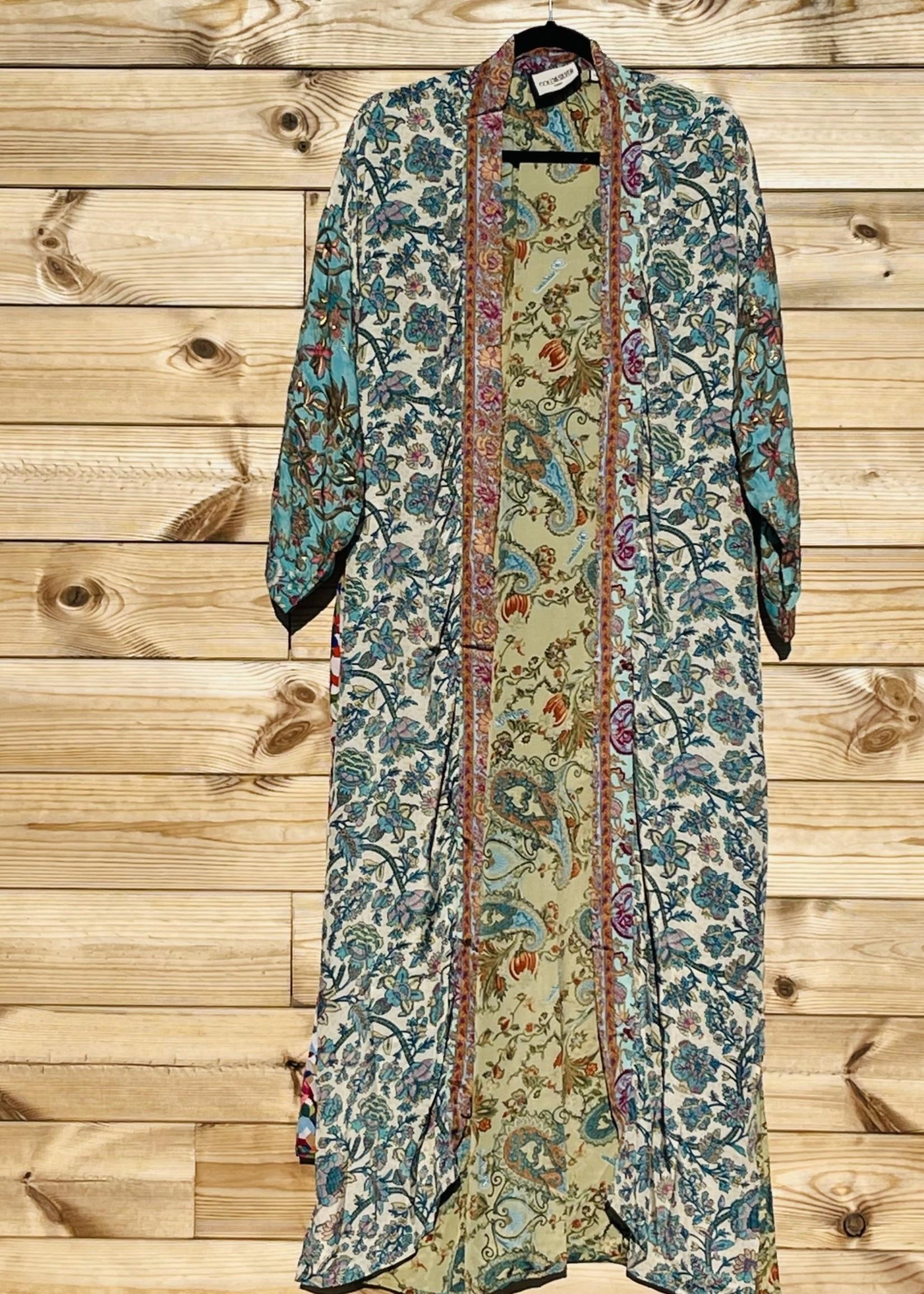 Guts & Goats Kimono Long 100