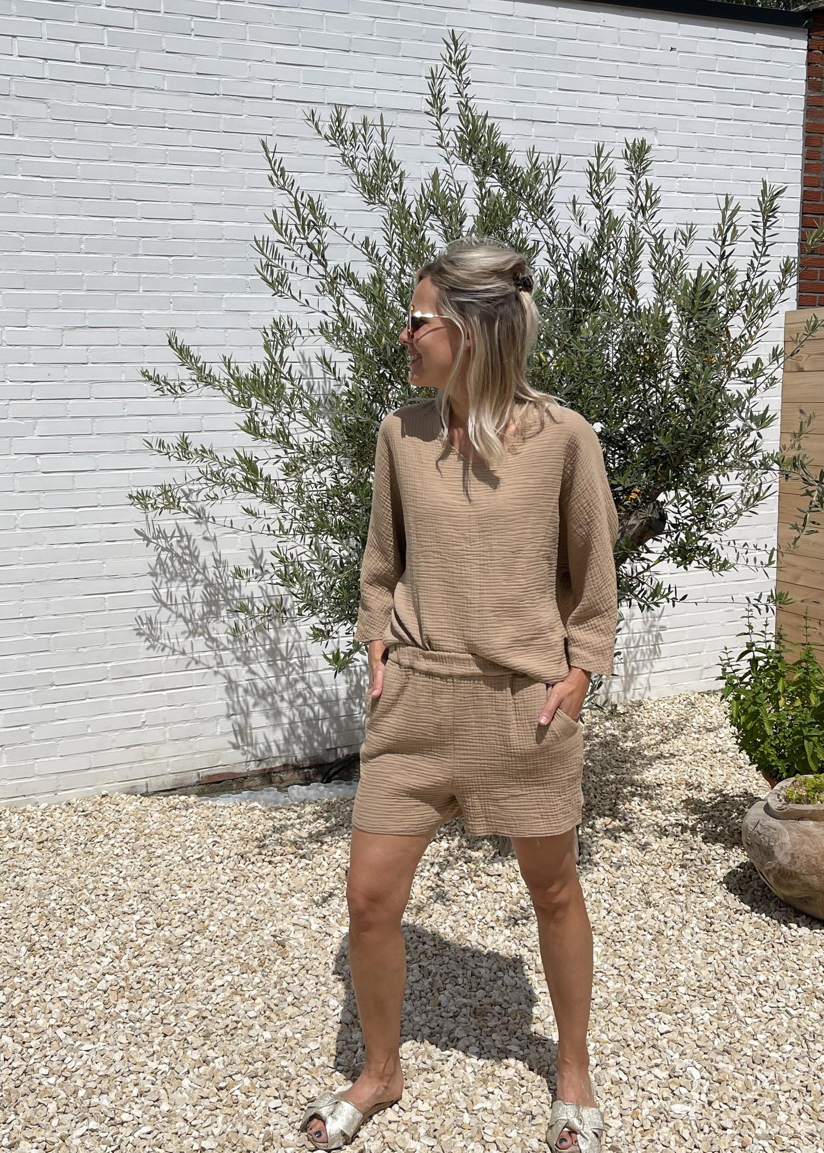 Guts & Goats Jersey Sand Suit