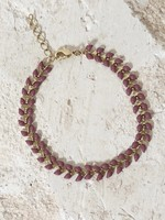 Guts & Goats Mallow Petals Bracelet