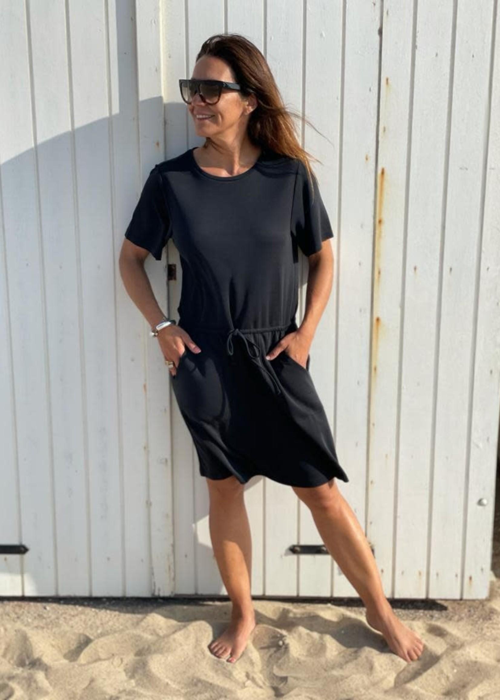Guts & Goats Ginevra Black Dress
