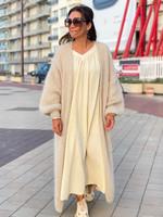 Guts & Goats Luna Beige Dress