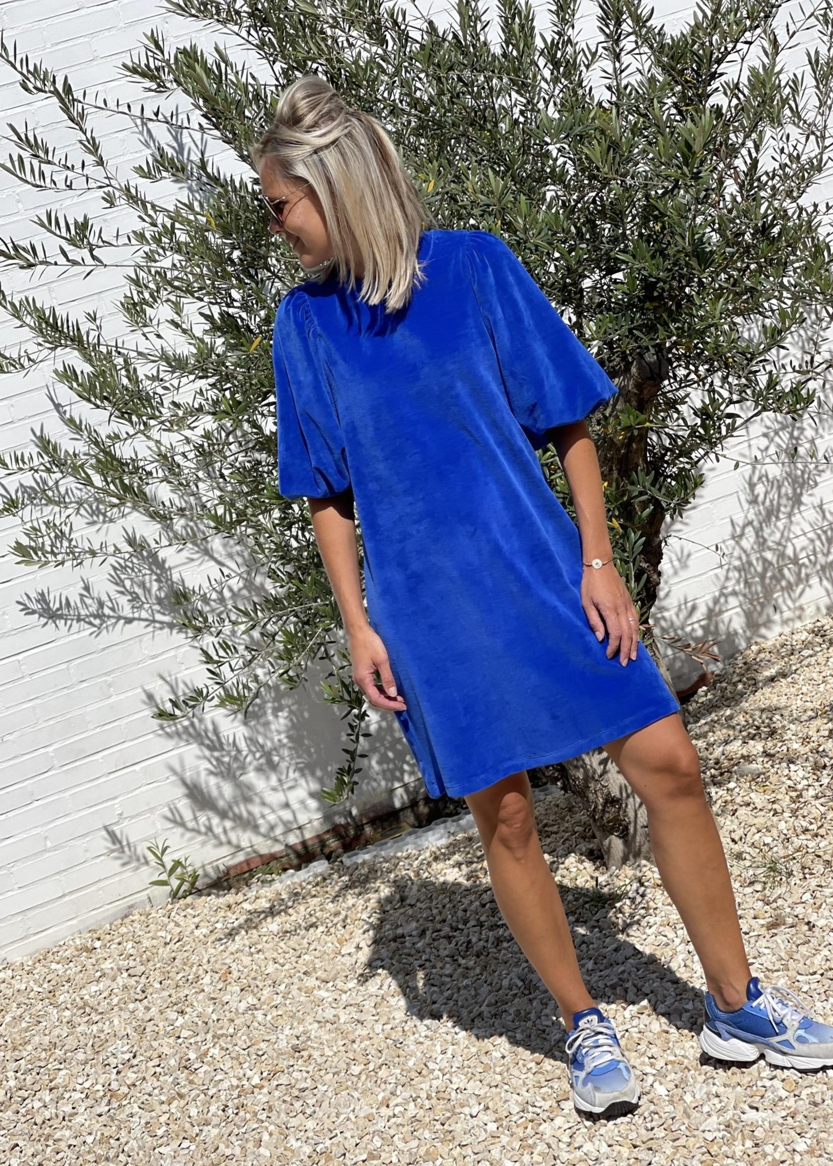 Guts & Goats Lucy Blue Dress
