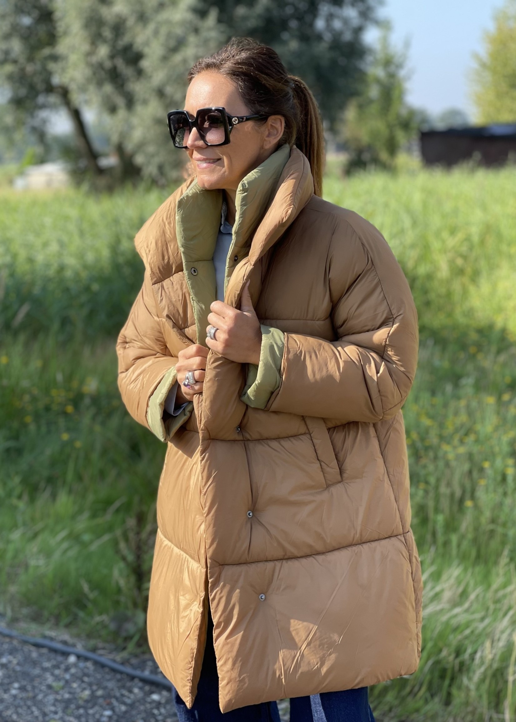 Guts & Goats Paulette Coat
