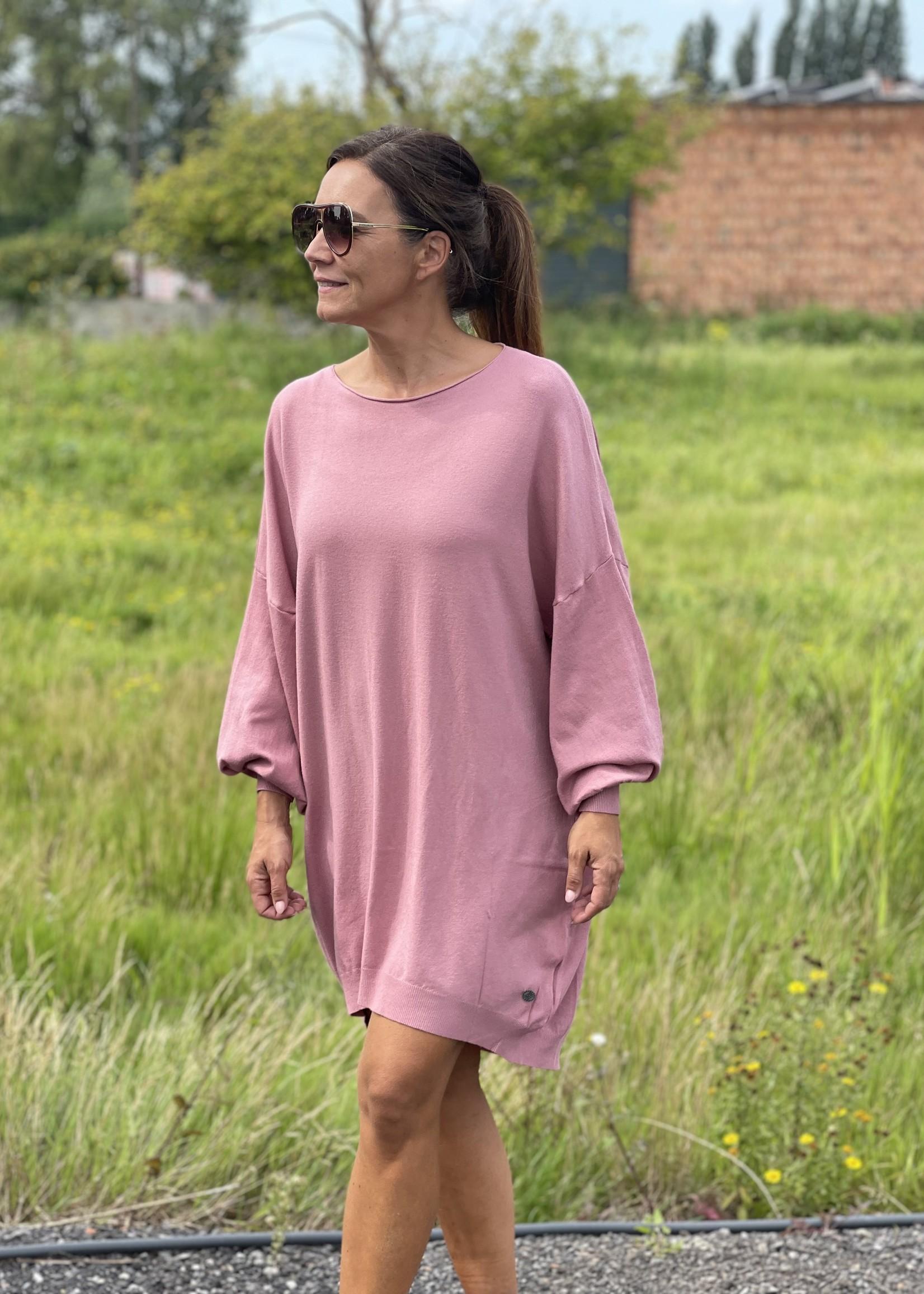 Guts & Goats Mona Blush Dress