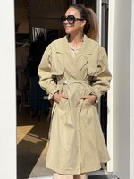 Guts & Goats LouLou Beige Trench