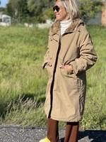 Guts & Goats Minnie Beige Coat