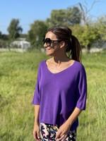 Guts & Goats Mela Purple Top