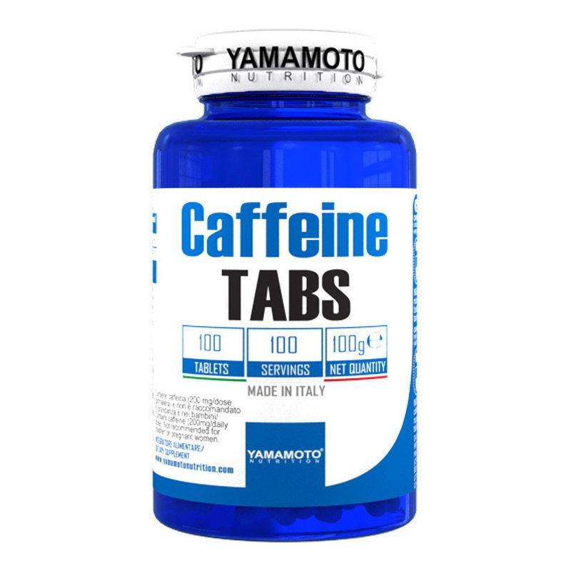 Yamamoto YAMAMOTO CAFEINE TABS 100