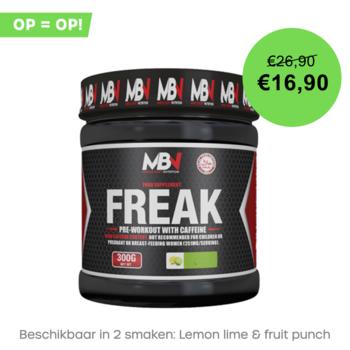 MBN MBN - Freak Pre Workout