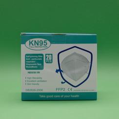 KN95 / FFP2 Mask Type 5040 - 20 PCS