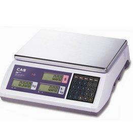 CAS ER-15-EC Prijsrekenweegschaal