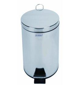 RVS Pedaalemmer 5 liter