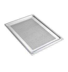 Smeg Aluminium bakplaat 435 x 320 mm - geperforeerd